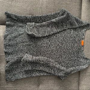 Grey cozy sweater
